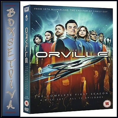 The Orville Complete Season 1 - First Season  *Brand New Dvd