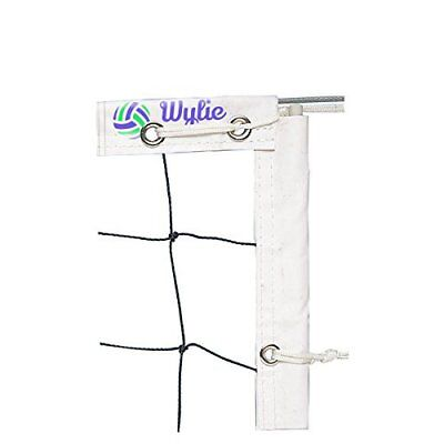 Coast Athletic Brands Wylie Olympic Volleyball Net | Regulation Tournament