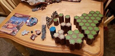 Heroscape Master Set Rise of the Valkyrie 1st Edition 2004