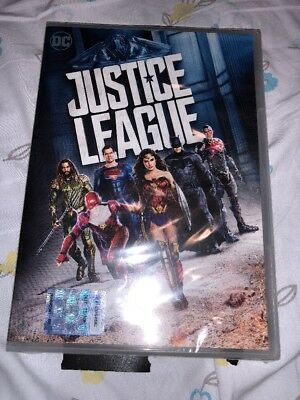 Dvd Justice League NUOVO Sigillato