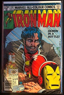 Marvel Comics Iron Man #128