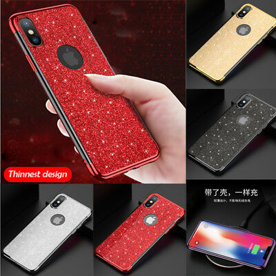For Apple iPhone X XS Case Silicone Clear Bumper Gel iPhone 10 10S Max Cover