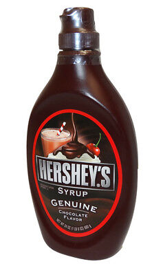 Hersheys Chocolate Syrup (Single bottle - 680g)