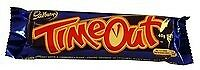 Cadbury Time Out Bars (40 x 40g bars in a Display)