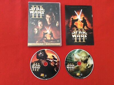 Star Wars Iii 3 La Revanche Des Shith Film Dvd Video Pal Vo Vf Complet