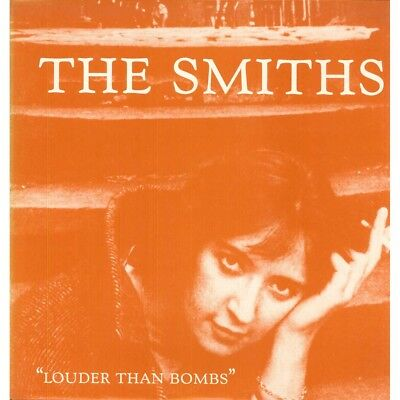 The Smiths Lp Vinile Louder Than Bombs / Rough 255 Nuovo 5014644302555