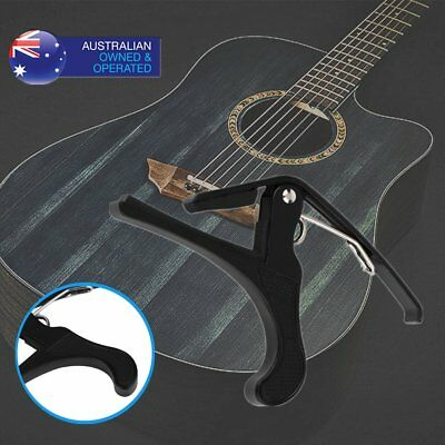 Trendy Style Quick Change Grain Clamp Key Capo For Acoustic Electric Guitar BaMG