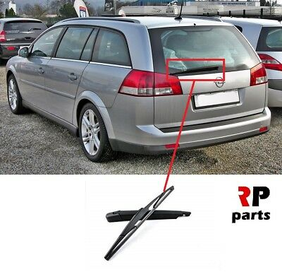Opel Vauxhall Vectra C Kombi, Signum 02-08 Rear Wiper Arm With 375 Mm Blade
