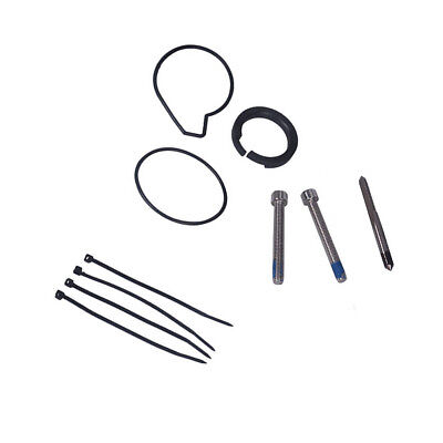 Seal Repair Refurbish Kit for BMW Porsche Air Suspension Compressor Pump