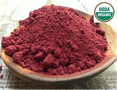 Organic Beet Root Powder~High In Nutrients~Blood Pressure~Brain Health