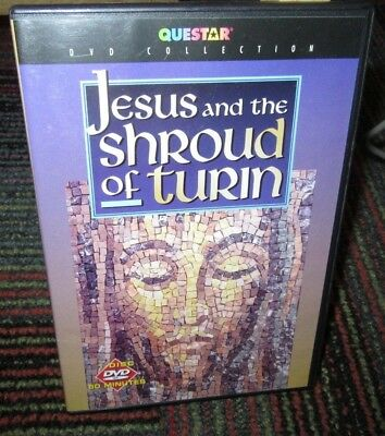 Jesus & The Shroud Of Turin Dvd, The Most Celebrated Artifact, Strengthen Faith