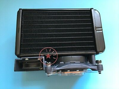 Original HP Z420 Liquid Cooling Radiator 647289-001 and Front Chassis Upgrade Ki