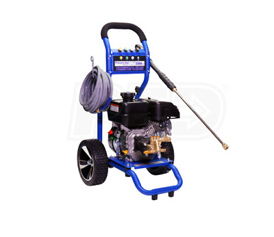 Cold Water Gas Powered Power Washer - Pressure Pro - 3200 PSI 2.5 GPM