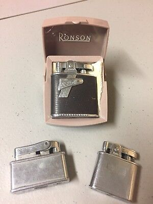 Vintage Lighters - Ronson & Prince
