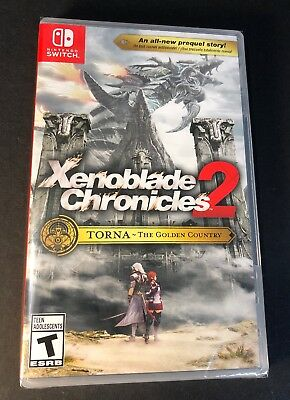 Xenoblade Chronicles 2 [ Torna The Golden Country ]  (Nintendo Switch) NEW