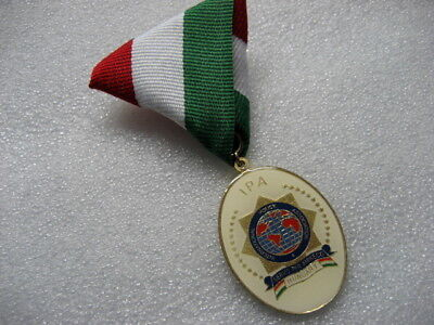 .Hungary Medal IPA Intern.Police Association 2000 year