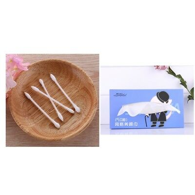 500Pcs Portable Disposable Face Beauty Washcloth Cotton Swabs Camping Travel