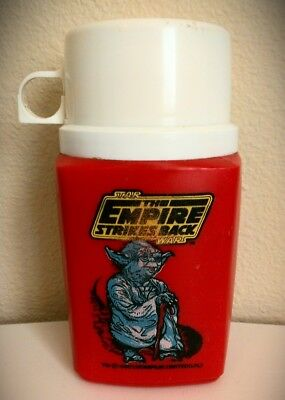Star Wars The Empire Strikes Back Yoda Thermos