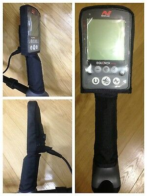 """Set of cover cases for  Minelab Equinox 600/800 """"Black"""""""
