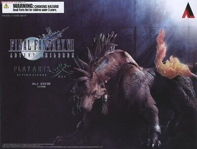 FINAL FANTASY VII ADVENT CHILDREN PLAY ARTS Kai Red XIII