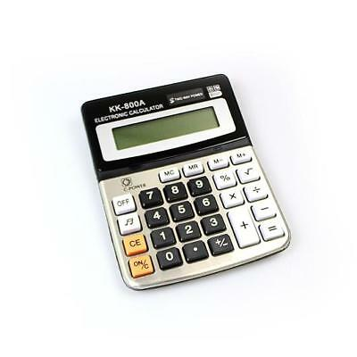 Standard Electronic Calculator For School/Teaching/Learning 19x15cm