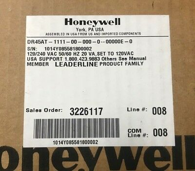 19 Lovely Honeywell Truline Dr45at Manual