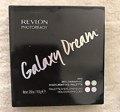 Revlon Photoready Galaxy Dream Holographic Highlighting Palette
