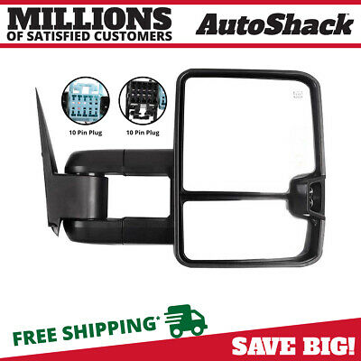 Power Heated Signal Right Side View Mirror Fits 03-2006 Chevrolet Silverado 1500
