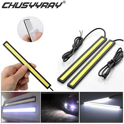 1Pair Marine Waterproof Cool White LED Lights Courtesy & Utility Strip For Boats