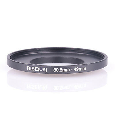 30.5mm to 49mm 30.5-49 30.5-49mm30.5mm-49mm Stepping Step Up Filter Ring Adapter