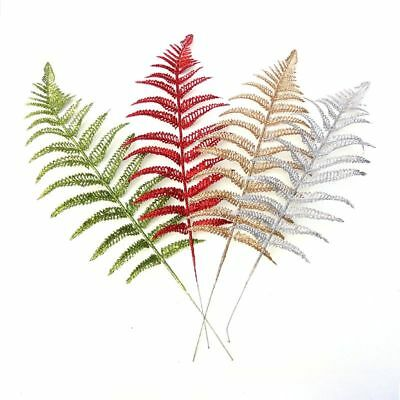 Christmas Decoration Gift Gold Christmas Tree Branches Foliage Tree Decoration