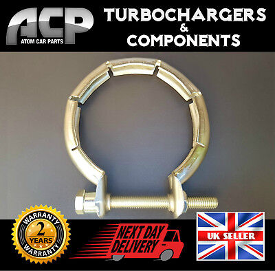 Turbocharger, Exhoust V-Band Clamp 3,5'' (84mm) for BMW 120/320/520, 18308512137