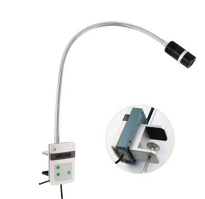 Dental 12W Equipment LED Operation Light Examination Lamp JD1200J Clip-on Type