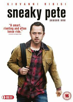 Sneaky Pete: Season One (DVD)