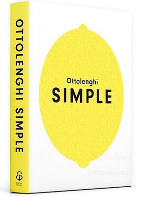 NEW SIMPLE by Yotam Ottolenghi Hardcover Recipe Cookbook Housewarming Gift Idea!