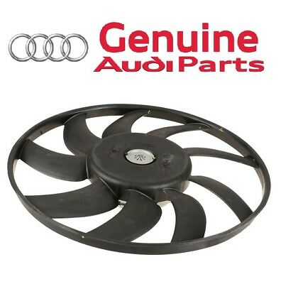 For Audi A4 A5 A6 Allroad Q5 Driver Left Auxiliary Fan Assembly ACM 8K0959455K