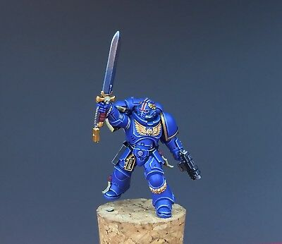 WARHAMMER 40K PRIMARIS Lieutenant wake the dead made to order pro painted