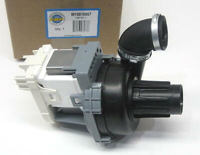 Dishwasher Pump Motor W10510667 for Whirlpool W11032770