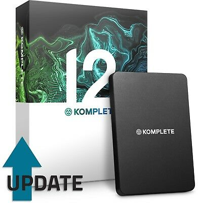 Native Instruments Komplete 12 (UPDATE from Komplete 2-11)