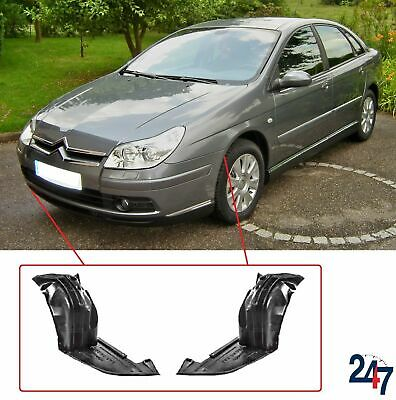 New Citroen C5 2001 - 2008 Front Wheel Arch Trim Cover Plastic Pair Right Left