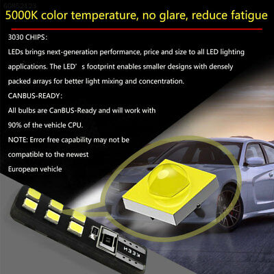 F0AF Auto Beads Car Dashboard Light Car Wedge Light GSP Durable Stop Light