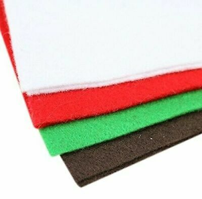 Dovecraft Christmas Basics Collection - A4 Felt Pack