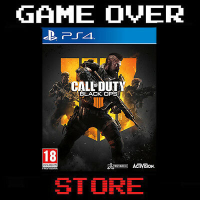 Call Of Duty Black Ops 4 Ps4 Playstation Preorder Promo
