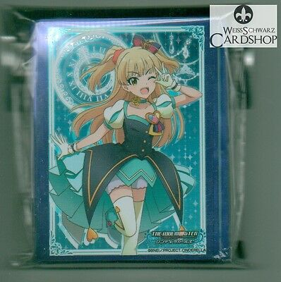 Bushiroad Sleeve Collection HG Vol.956 The Idolm@ster Rika Jogasaki Sleeves