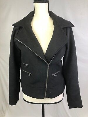 Piperlime Collection Motorcycle Polyester Jacket Black M