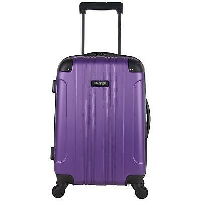 """Kenneth Cole Reaction Out Of Bounds 20"""" Hardside 4-Wheel Spinner Carry-On Luggag"""