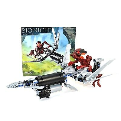 Lego Bionicle Vultraz Set 8698 Complete With Instructions No Box