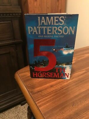 The 5th Horseman (Women's Murder Club) - James Patterson