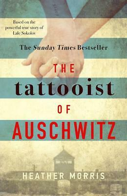 The Tattooist of Auschwitz by Heather Morris NEW-2018 [EB00k] [pdf,kindle,epub]