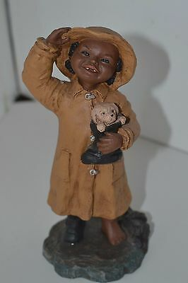 All God's Children Figurine Black Americana Holcombe Kacie #13